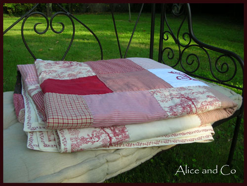 Quilt country living 6