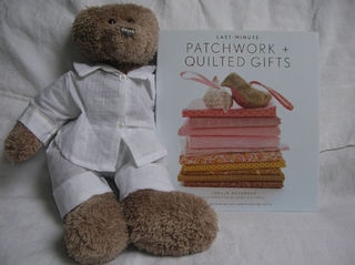 Patchwork quilted gifts