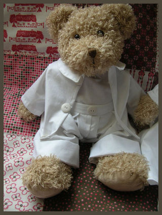 Teddy bear 1