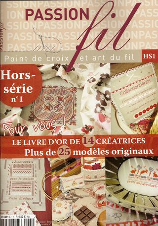 Passion fil hors serie 1