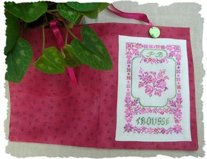 Trousse rose re