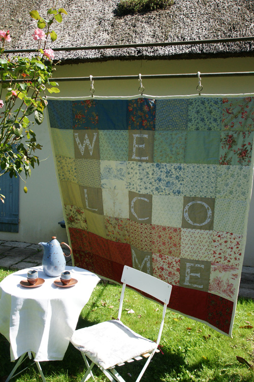 Quilt welcome 1