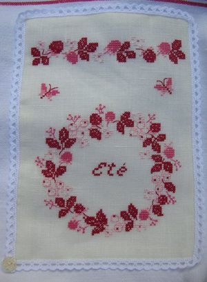 Broderie rouge 2