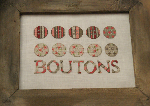 Boite a couture II boutons