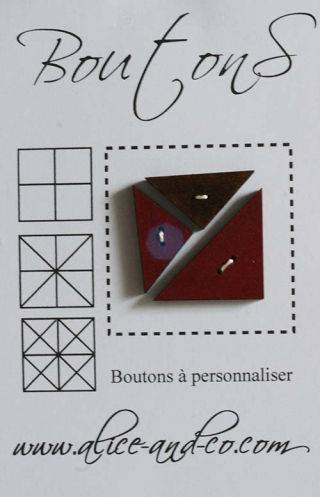 Bouton rouge 4