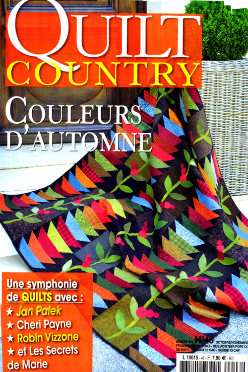 Article quilt country 1