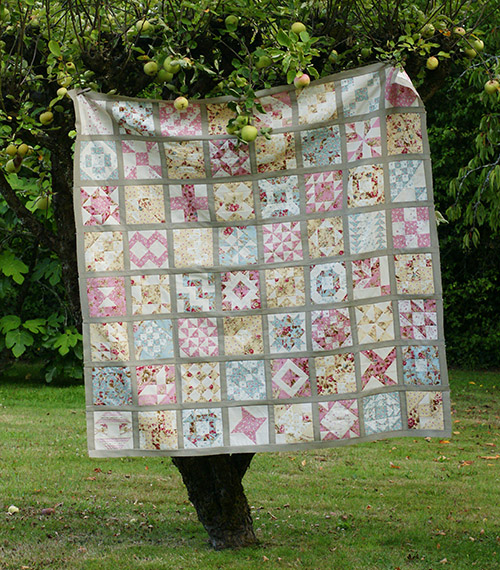 Farmers wife quilt 1920 fini