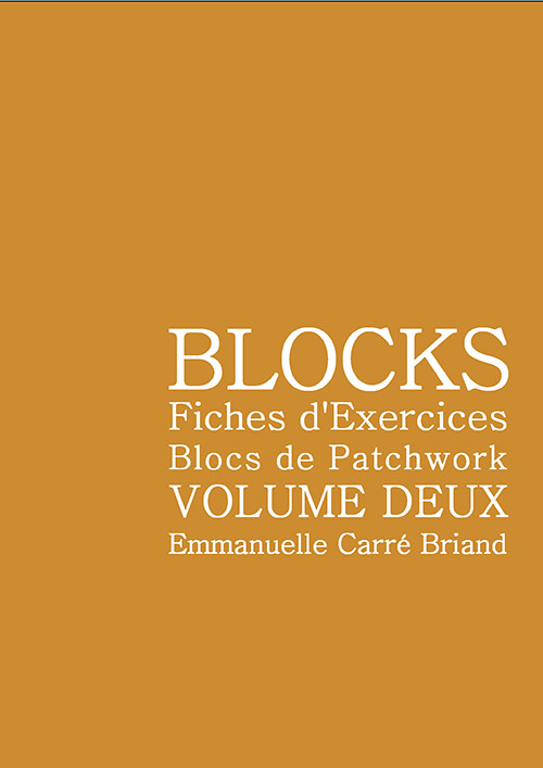Blocks volume 2