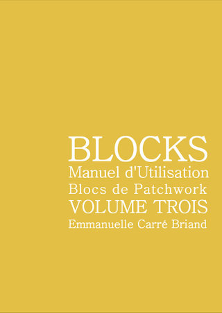 Blocks volume 3