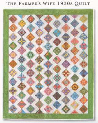 Laurie-Aaron-Hird-Farmers-Wife-1930-Sampler-Quilt